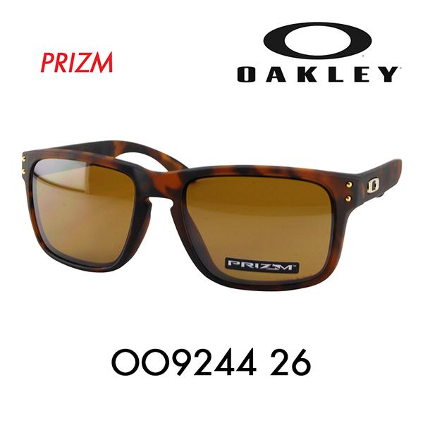 オークリー ホルブルック サングラス OO9244-26 OAKLEY HOLBROOK PRIZM POLARIZED アジアフィット プリズム 偏光 メガネフレーム 伊達メガネ 眼鏡