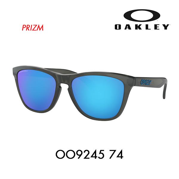【期間限定20%off】オークリー OO9245-74 OAKLEY フロッグスキン アジアフィット ウッドグレイン FROGSKINS WOODGRAIN COLLECTION メガネフレーム 伊達メガネ 眼鏡