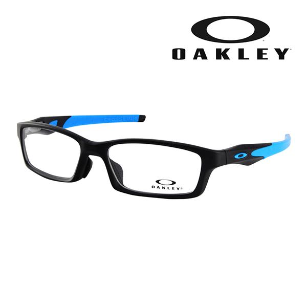abad1d5b7c ... satin black sky blue size 53 coupon code for oakley crosslink glasses  frame ox8118 0156 oakley asia fitting crosslink date glasses glasses ...