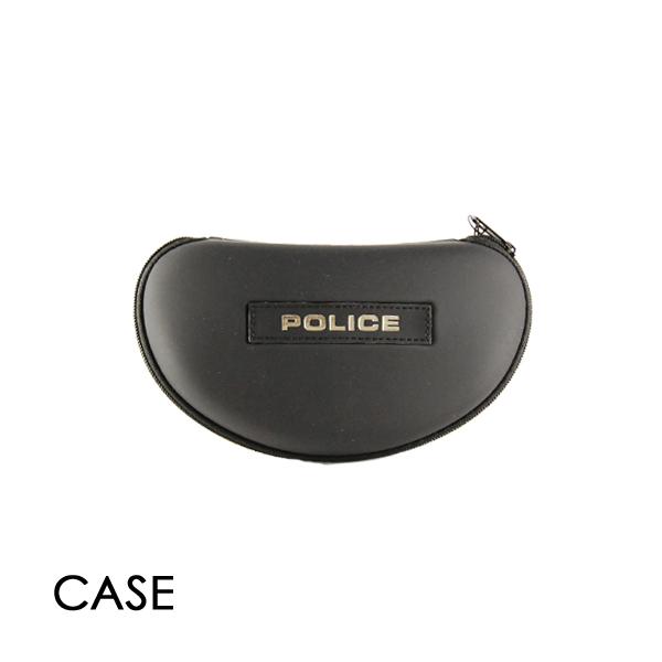 警察眼鏡太陽眼鏡沒鏡片的眼鏡眼鏡S8913J 568P 61 POLICE納伊角色2014年型號