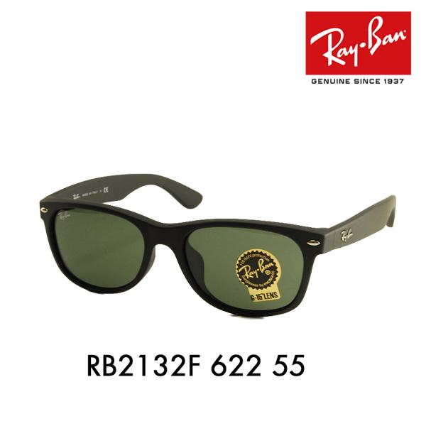 64d188efe Ray-Ban sunglasses RB2132F622 55 ITA glasses glasses NEW WAYFARER new  Wayfarer full fit model