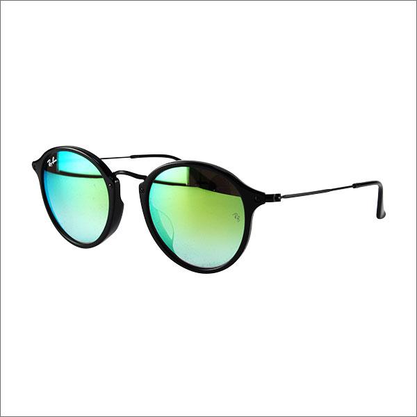 雷斑太陽眼鏡RB2447F 901/4J 49 Ray-Ban沒鏡片的眼鏡眼鏡ROUND局古典
