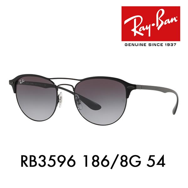 65835de338d Ray-Ban sunglasses RB3596 186 8G 54 Ray-Ban double bridge light force  technical center LITEFORCE TRCH Date glasses glasses