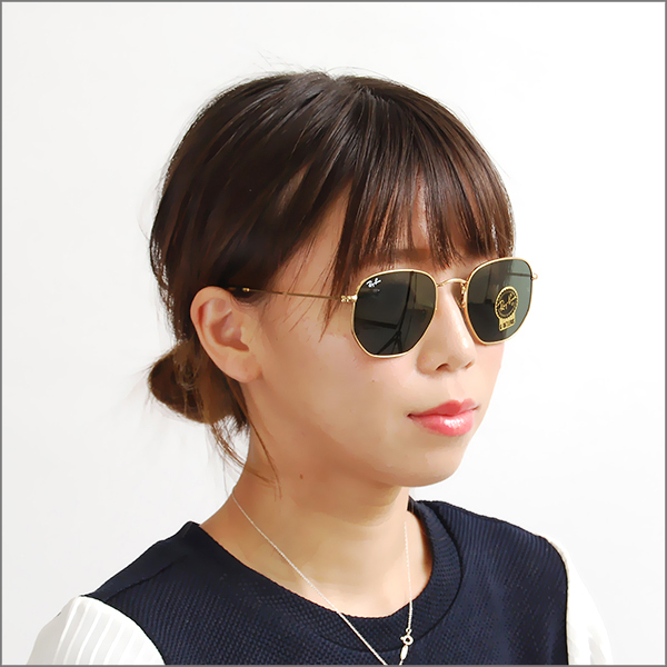 14b127f69a3 Ray-ban Hexagonal Flat Lens Round Sunglasses - Bitterroot Public Library