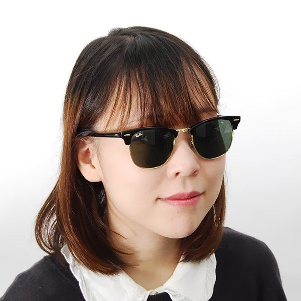 b9f937968d Sunglasses with the Ray-Ban club master sunglasses RB3016 W0365 51 Ray-Ban  CLUBMASTER degree