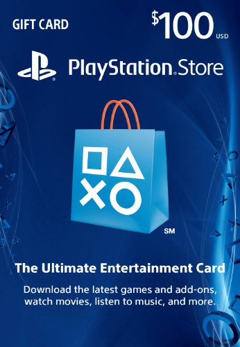 PlayStation NETWORK CARD $100 北米版〈Sony〉