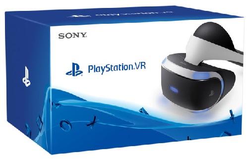 PlayStation4[北米版]専用VRセット一式 PlayStation VR USA(プレイステーションVR 北米版)〈Sony〉[新品]※日本製PS4対応可