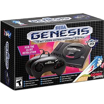 SEGA GENESIS Mini(セガジェネシスミニ 北米版)〈Sega〉[並行輸入品]