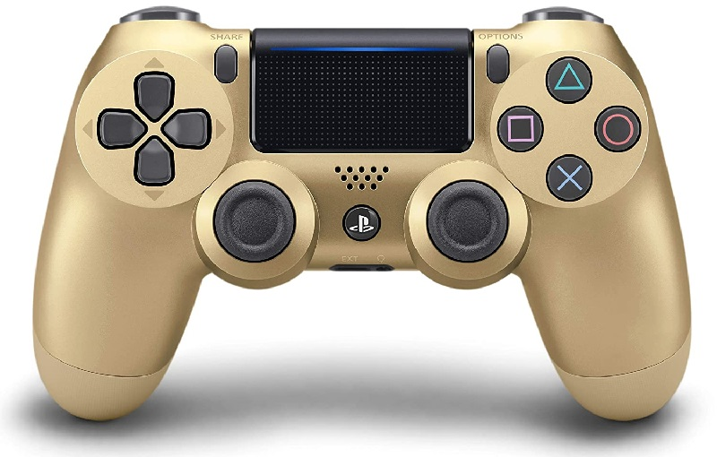 DualShock4 Wireless Controller-Gold 北米版[新品][国内使用可]