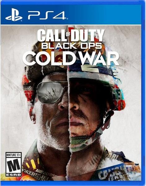 PS4 CALL OF DUTY: BLACK OPS COLD WAR 北米版[新品]