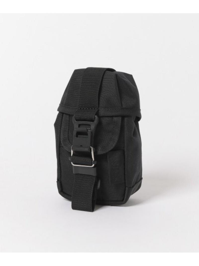 [Rakuten Fashion]bagjackTCLHNTRpouch URBAN RESEARCH アーバンリサーチ バッグ ポーチ ブラック【送料無料】