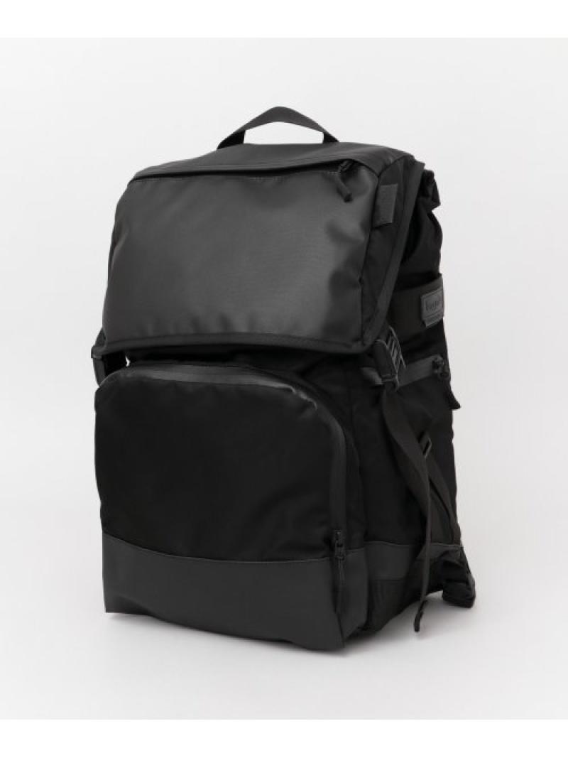 [Rakuten Fashion]bagjackNXLrucksackOC URBAN RESEARCH アーバンリサーチ バッグ リュック/バックパック ブラック【送料無料】