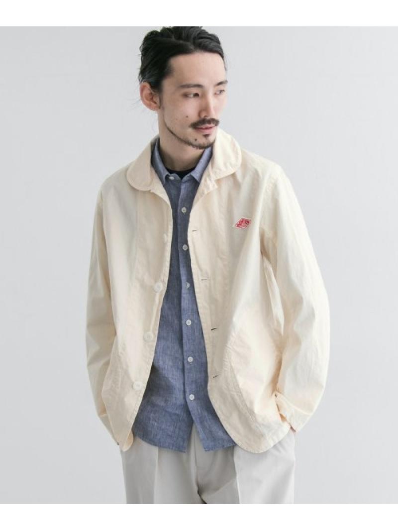 [Rakuten Fashion]DANTONJACKET URBAN RESEARCH アーバンリサーチ コート/ジャケット カバーオール ホワイト ネイビー ベージュ【送料無料】