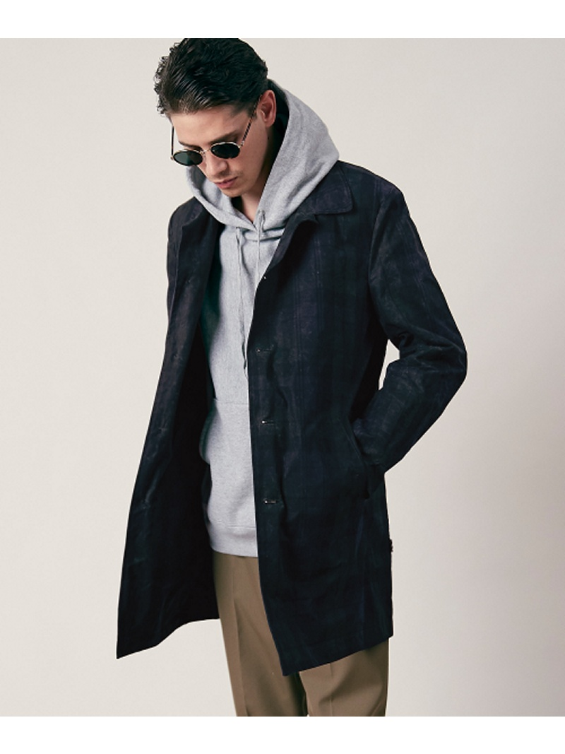 [Rakuten BRAND AVENUE]FREEMANS SPORTING CLUB RAINCOAT URBAN RESEARCH アーバンリサーチ コート/ジャケット【送料無料】