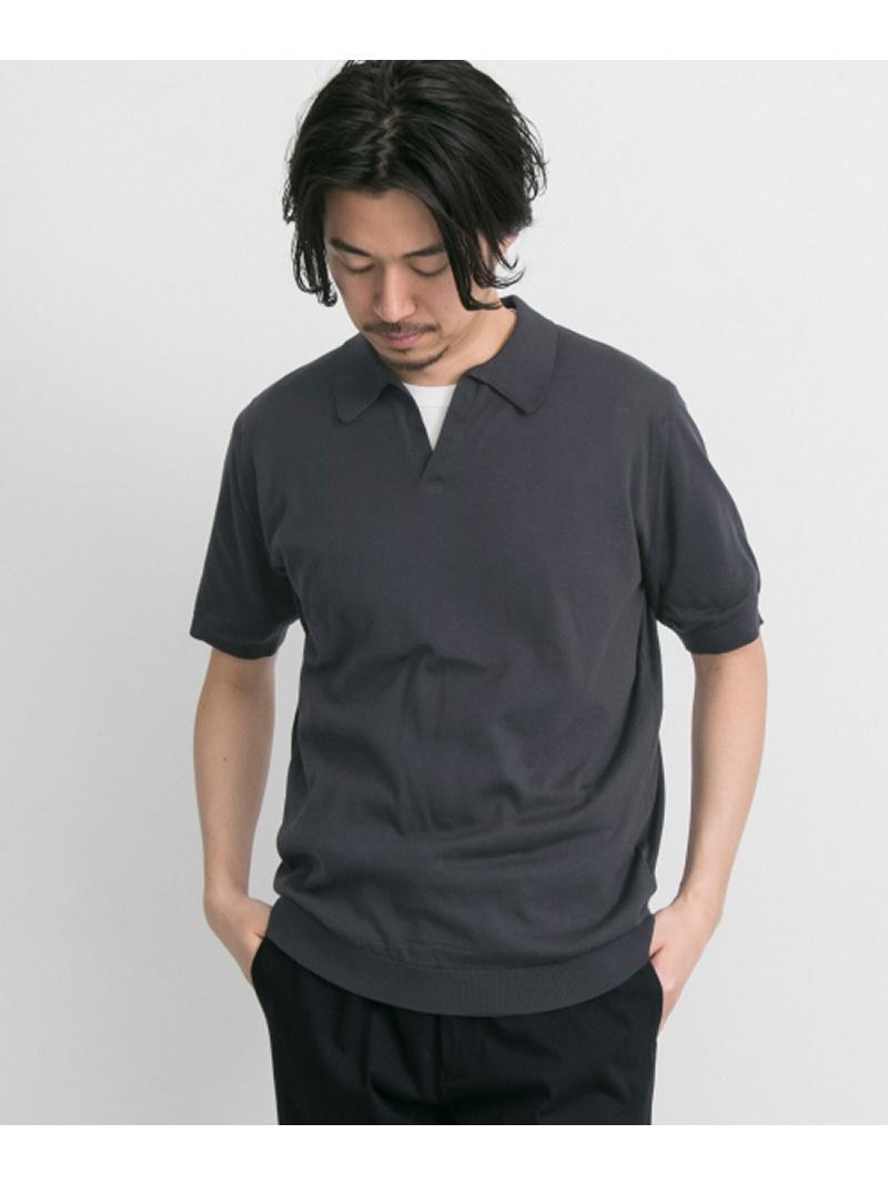 [Rakuten BRAND AVENUE]JOHN SMEDLEY SKIPPER ポロシャツ URBAN RESEARCH アーバンリサーチ カットソー【送料無料】