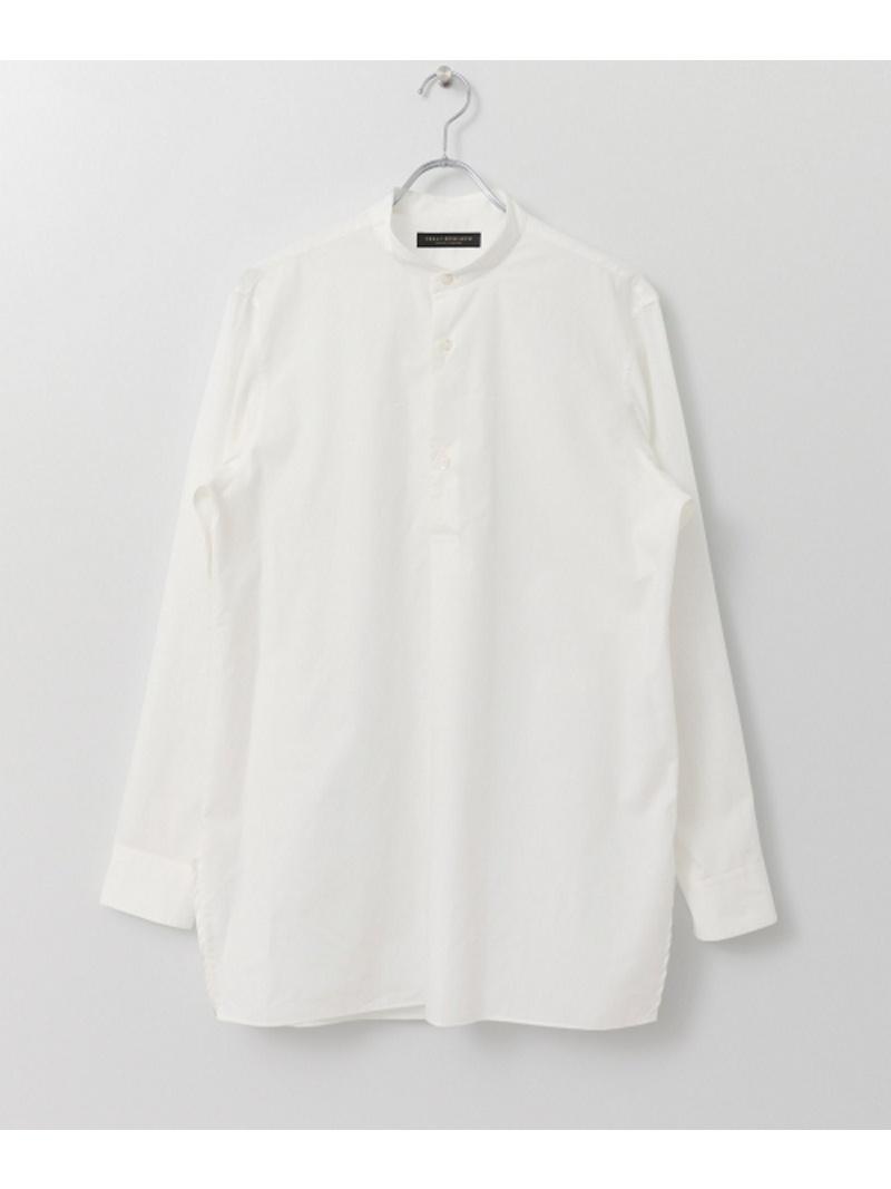[Rakuten BRAND AVENUE]URBAN RESEARCH Tailor ドレスバンドカラーシャツ URBAN RESEARCH アーバンリサーチ シャツ/ブラウス【送料無料】