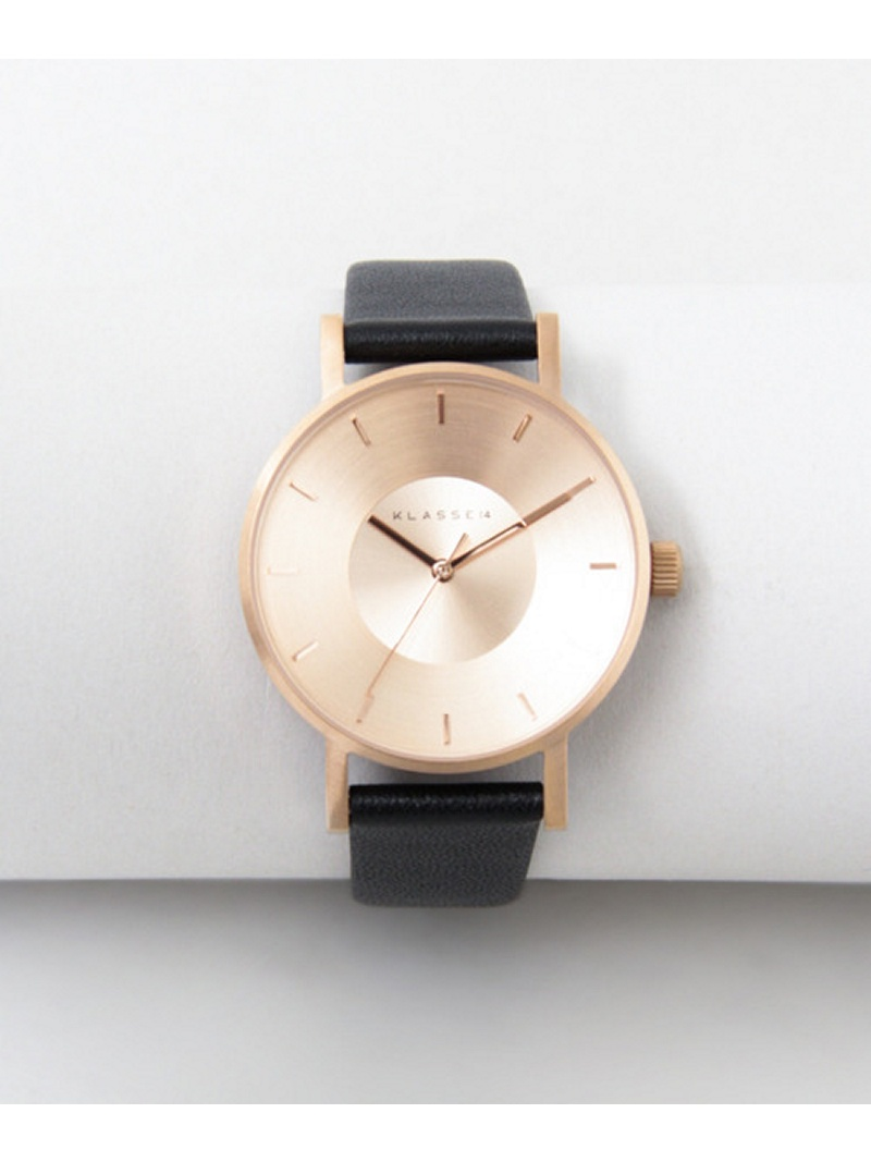 [Rakuten BRAND AVENUE]KLASSE14 VOLARE ROSE G・BLACK 36mm URBAN RESEARCH アーバンリサーチ ファッショングッズ【送料無料】