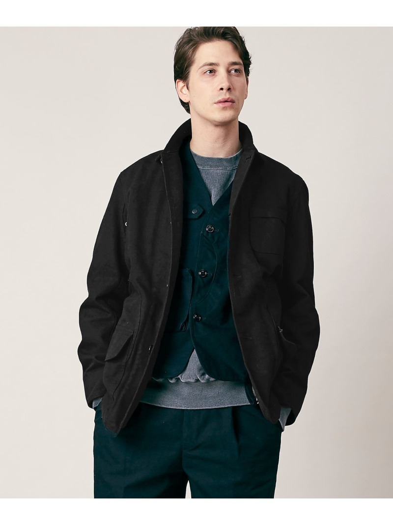 [Rakuten BRAND AVENUE]FREEMANS SPORTING CLUB JP US DUCK HUNTING JACKET URBAN RESEARCH アーバンリサーチ コート/ジャケット【送料無料】