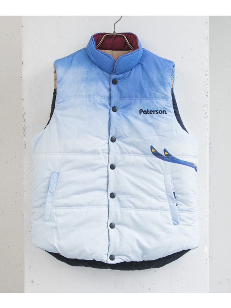 [Rakuten BRAND AVENUE]PATERSON REVERSIBLE VEST URBAN RESEARCH アーバンリサーチ コート/ジャケット【送料無料】
