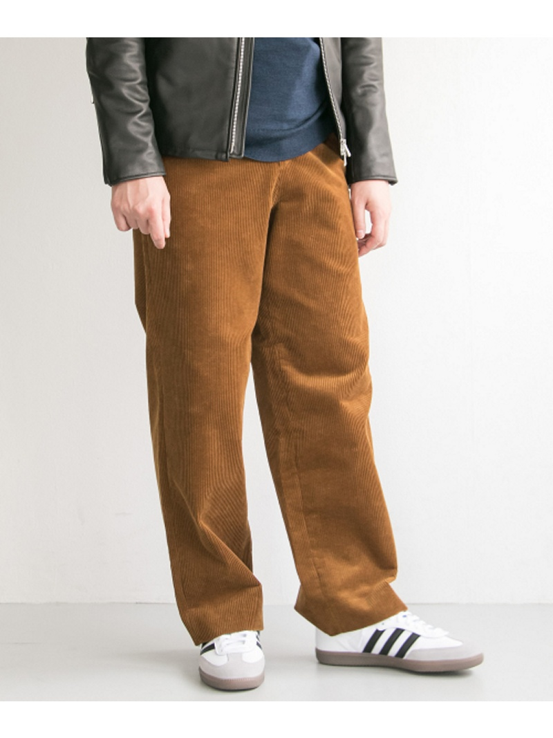 [Rakuten BRAND AVENUE]Corduroy Wide Pants URBAN RESEARCH アーバンリサーチ パンツ/ジーンズ【送料無料】