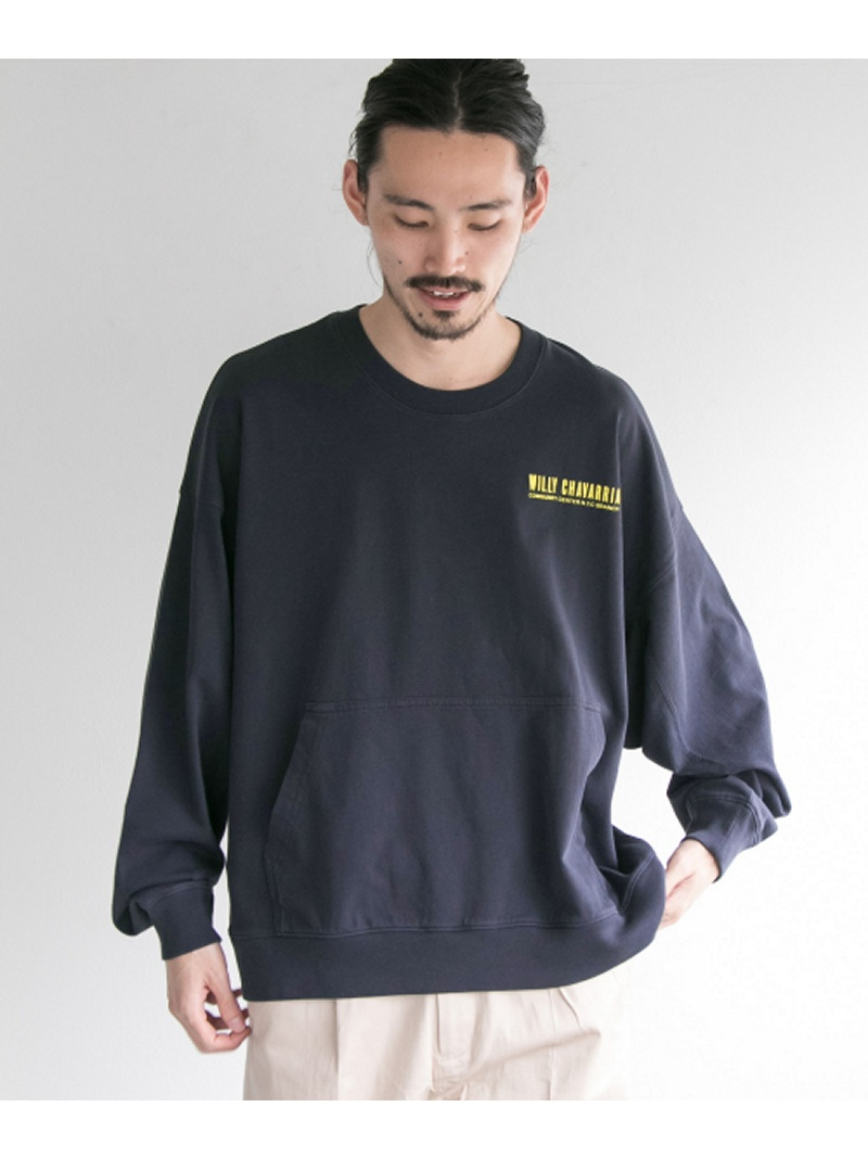 [Rakuten BRAND AVENUE]WILLY CHAVARRIA LS GUSSET BUFFALO T-SHIRTS URBAN RESEARCH アーバンリサーチ カットソー【送料無料】