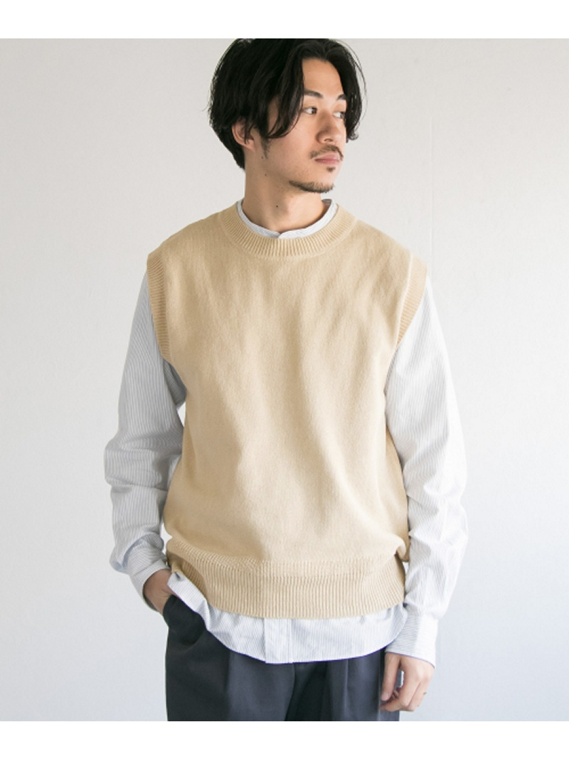 [Rakuten BRAND AVENUE]【SALE/30%OFF】MHL. DRY COTTON KNIT URBAN RESEARCH アーバンリサーチ カットソー【RBA_S】【RBA_E】【送料無料】