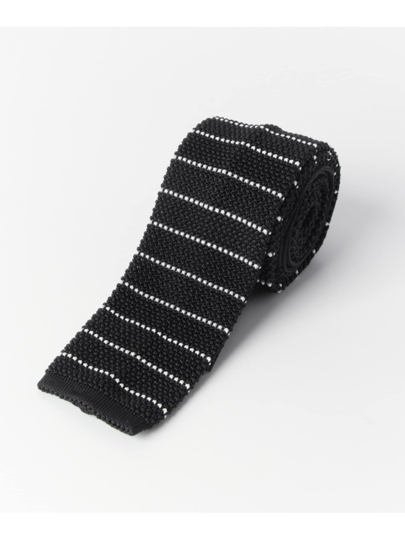 [Rakuten BRAND AVENUE]FSC JP TAILOR GERMANY KNIT TIE STRIP URBAN RESEARCH アーバンリサーチ ファッショングッズ【送料無料】