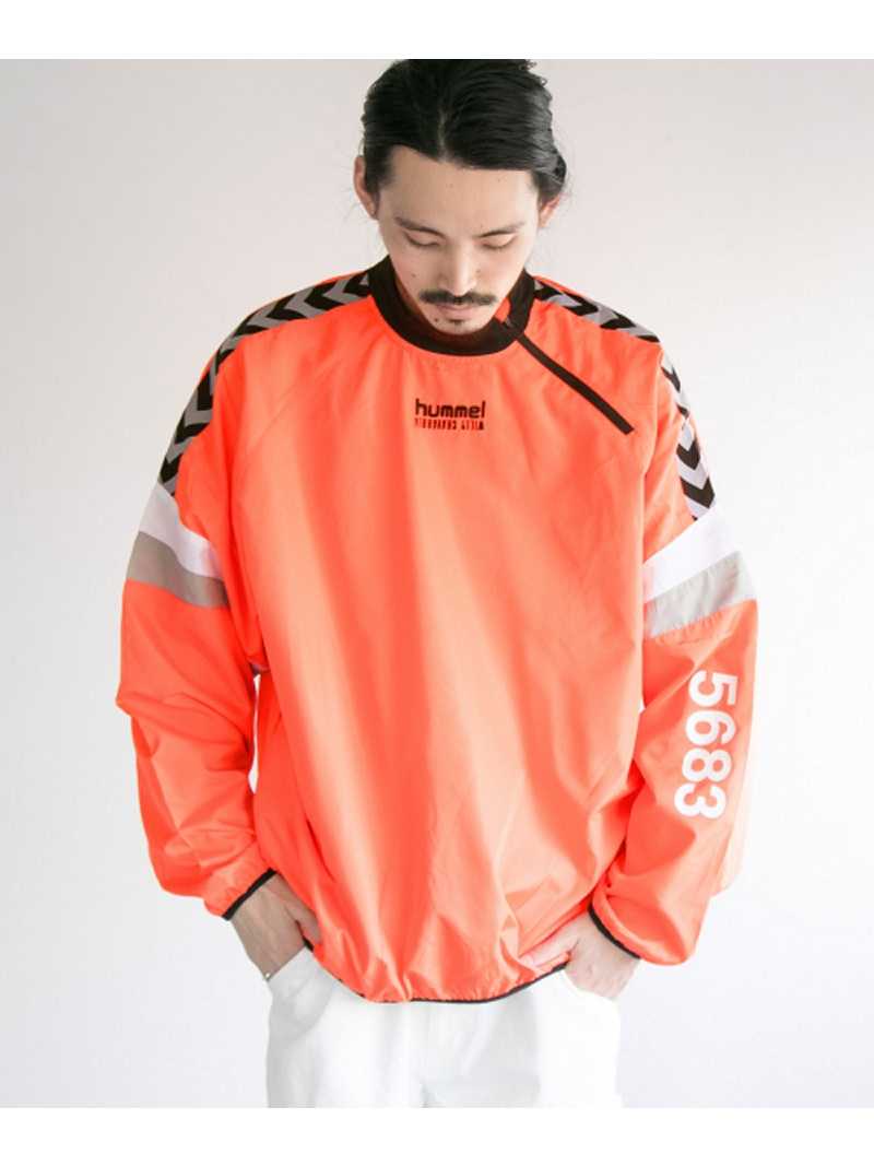 [Rakuten BRAND AVENUE]WILLY CHAVARRIA HMLWILLY WINDBREAKER URBAN RESEARCH アーバンリサーチ カットソー【送料無料】