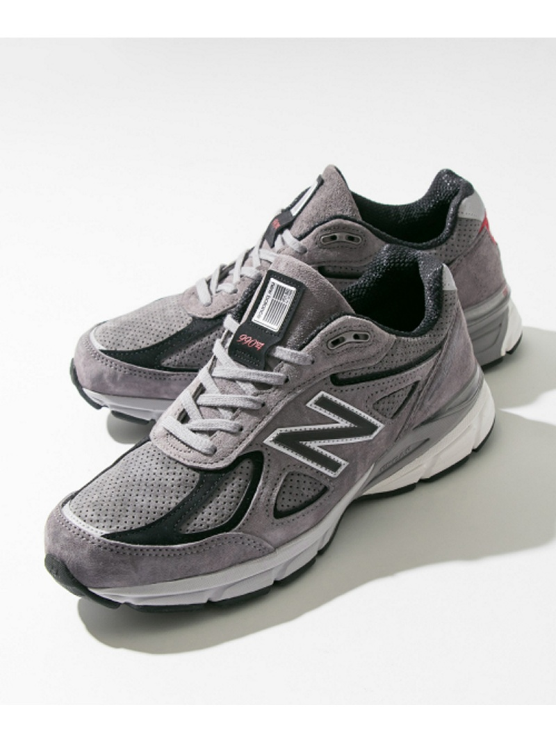 [Rakuten BRAND AVENUE]NEW BALANCE M990SG4 URBAN RESEARCH アーバンリサーチ シューズ【送料無料】