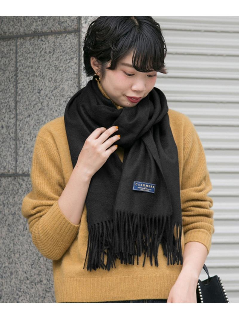 [Rakuten BRAND AVENUE]カシミヤストール URBAN RESEARCH アーバンリサーチ ファッショングッズ【送料無料】