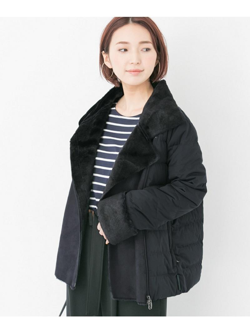 [Rakuten BRAND AVENUE]YOSOOU Fake Mouton Jacket URBAN RESEARCH アーバンリサーチ コート/ジャケット【送料無料】