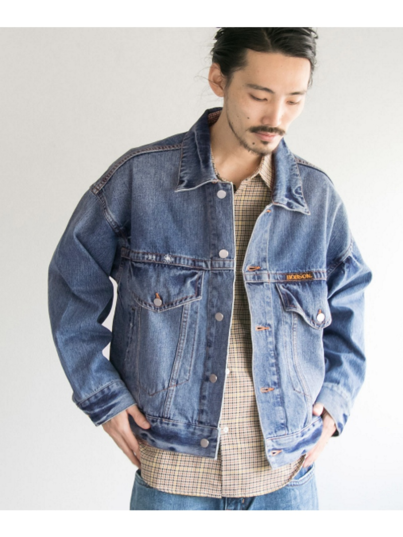 [Rakuten BRAND AVENUE]WHEIR Bobson BIG DETAIL JACKET URBAN RESEARCH アーバンリサーチ コート/ジャケット【送料無料】