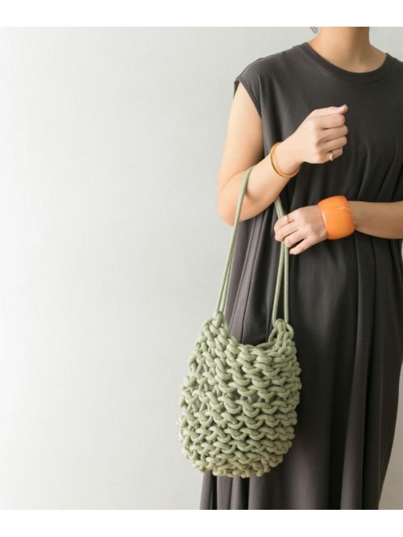 [Rakuten Fashion]alieninaKatibag URBAN RESEARCH アーバンリサーチ バッグ ハンドバッグ グリーン【送料無料】