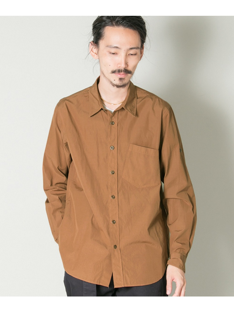 [Rakuten BRAND AVENUE]【SALE/30%OFF】MHL. COTTON POPLIN SHIRTS URBAN RESEARCH アーバンリサーチ シャツ/ブラウス【RBA_S】【RBA_E】【送料無料】