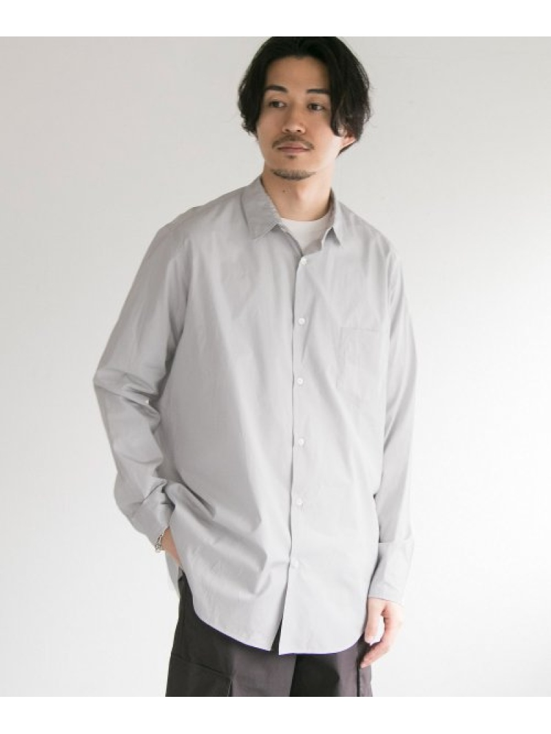 [Rakuten BRAND AVENUE]semoh×URBAN RESEARCH 別注CANCLINI SHIRTS URBAN RESEARCH アーバンリサーチ シャツ/ブラウス【送料無料】