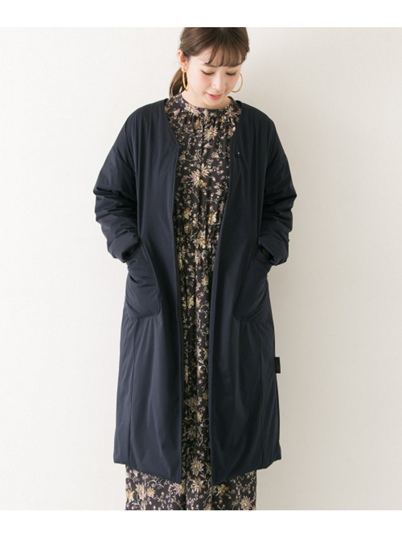 [Rakuten BRAND AVENUE]YOSOOU×URBAN RESEARCH 別注NO COLLAR COAT URBAN RESEARCH アーバンリサーチ コート/ジャケット【送料無料】