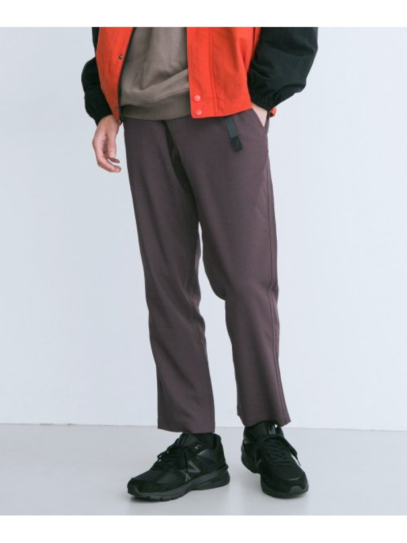 URBAN AVENUE]Gramicci×URBANRESEARCH別注WOOLLYTROPICALPANTS