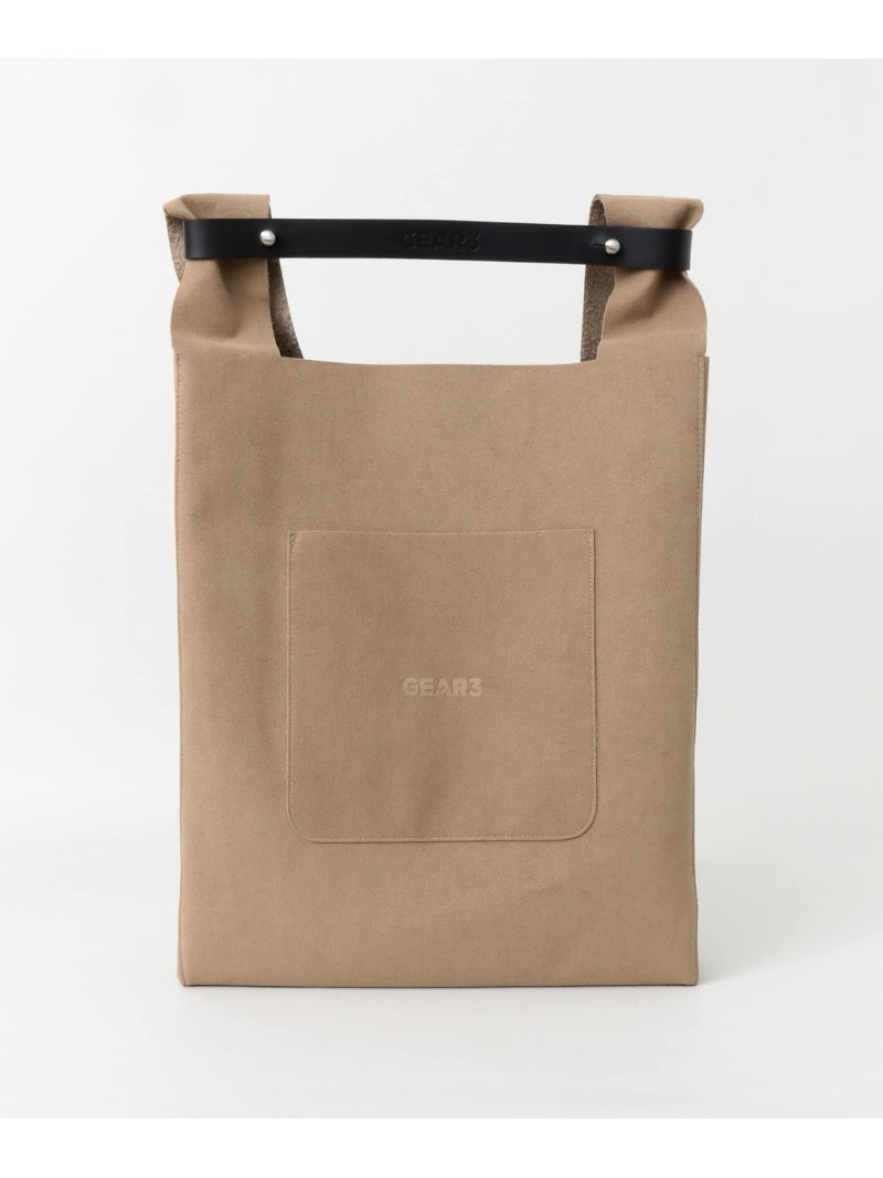 [Rakuten BRAND AVENUE]GEAR3 BAG URBAN RESEARCH アーバンリサーチ バッグ【送料無料】