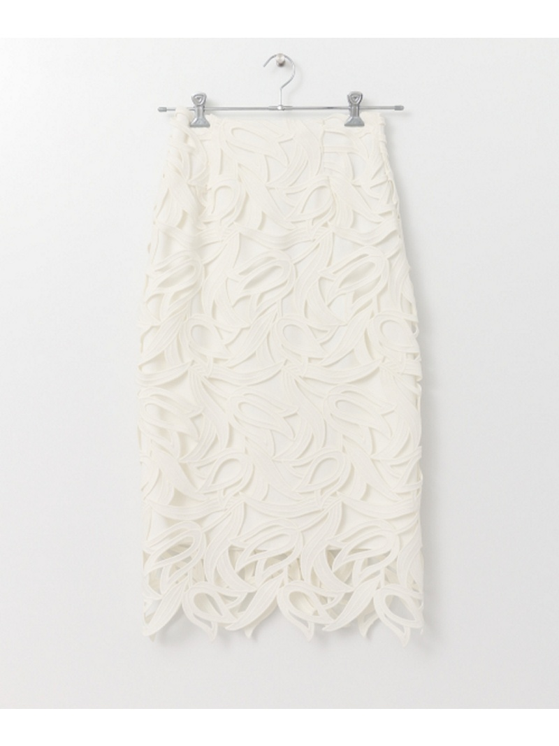[Rakuten BRAND AVENUE]CELFORD チューリップレーススカート URBAN RESEARCH アーバンリサーチ スカート【送料無料】