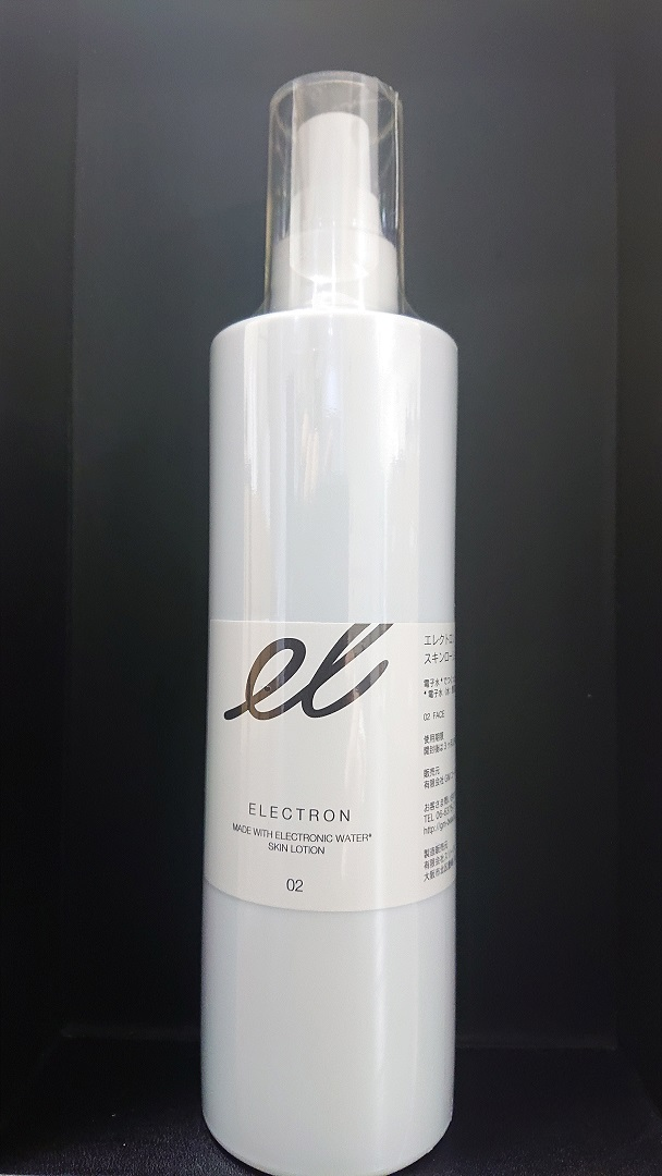 【ELECTRON】エレクトロン スキン ローション(化粧水) 300ml ELECTRON SKIN LOTION