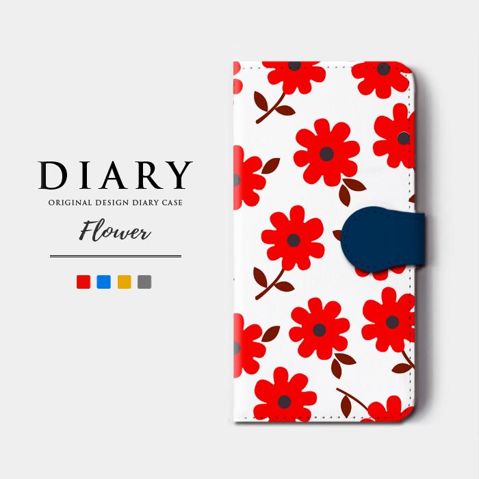 北欧フラワー 手帳型iPhoneケース シンプルな北欧デザイン iPhone8 iPhone7 市場 7s iPhone6 6s Plus 北欧 シンプル 特別セール品 スマホ 名入れ 花柄 オーダーメイド テキスタイル iPhoneX