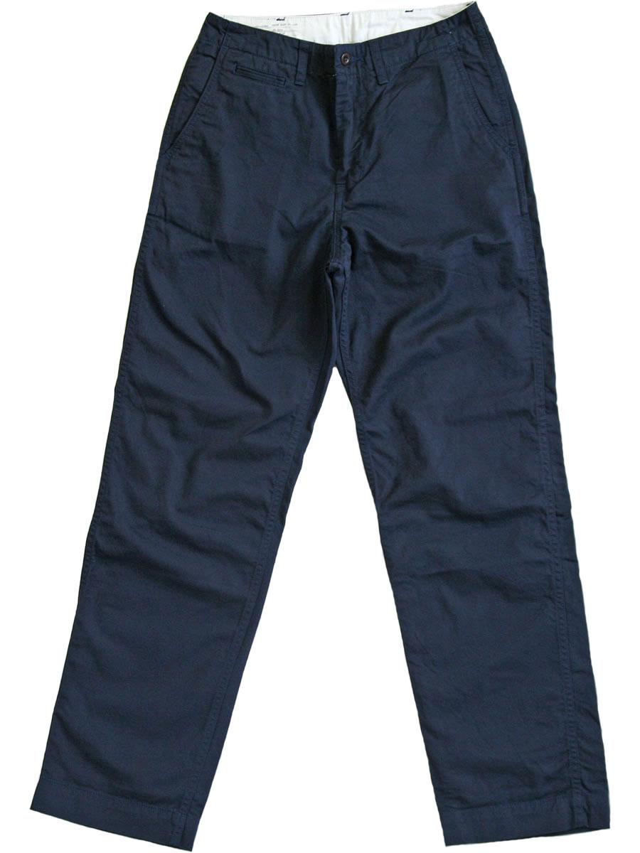 日本藍色牛仔褲日本藍色牛仔褲斜紋棉布褲工作褲褲子布魯克林 (jb7053) 男裝服裝底長褲子工作褲樂天