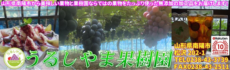 うるしやま果樹園:山形の果樹園よりデラウェア・高級品種を栽培し産地直送します