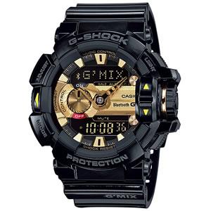 【あす楽】【在庫あり】カシオ 腕時計 G-SHOCK G'MIX GBA-400-1A9JF BluetoothR SMART対応モデル【smtb-k】【ky】