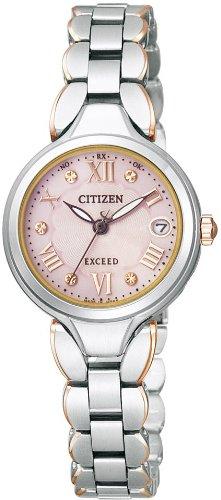 ES8044-70W シチズン 腕時計 エクシード レディース エコドライブ電波時計【smtb-k】【ky】