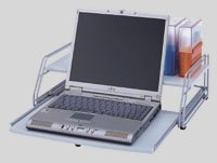 【大放出セール】 CR-PA20-LGR クラウン ノートパソコンラック ライトグレー【smtb-k】【ky CR-PA20-LGR】, 温泉町:670ce1af --- clftranspo.dominiotemporario.com