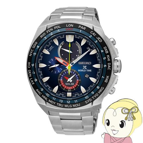 【あす楽】【在庫処分】[逆輸入品] SEIKO ソーラー 腕時計 PROSPEX プロスペックス SSC549P1【smtb-k】【ky】