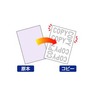 【キャッシュレス5%還元】CR-08909 ヒサゴ bp2110z A4 コピー判別用紙 両面大入り【/srm】