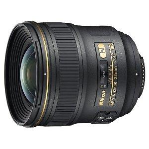 【キャッシュレス5%還元】ニコン 単焦点レンズ ニコンFマウント系 AF-S NIKKOR 24mm f/1.4G ED【/srm】