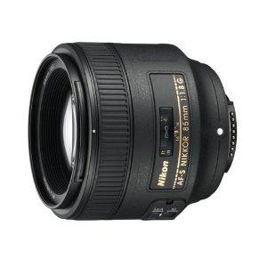ニコン 大口径中望遠単焦点レンズ ニコンFマウント系 AF-S NIKKOR 85mm f/1.8G【smtb-k】【ky】【KK9N0D18P】